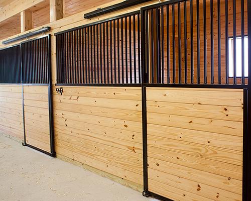 Equestrian Lumber Options