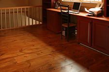 WR Robinson Lumber Wide Pine Flooring